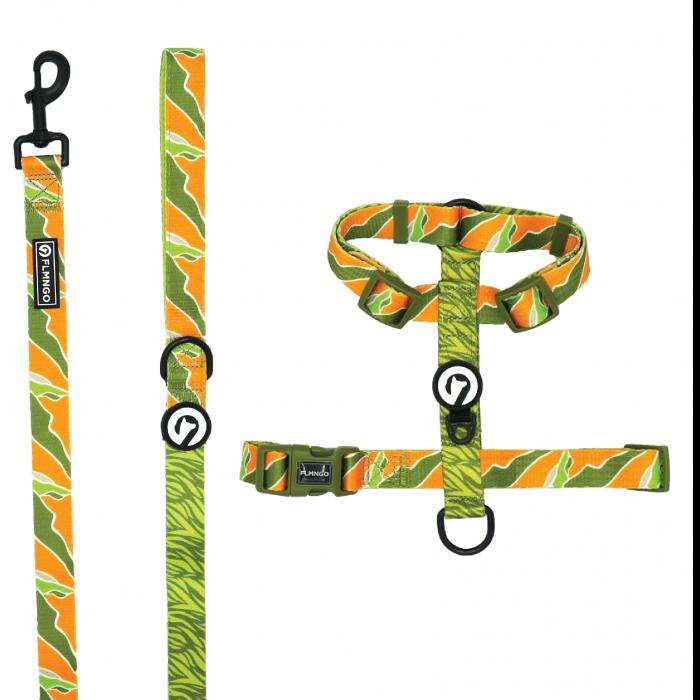 Savage Safari   Kit arnés + correa