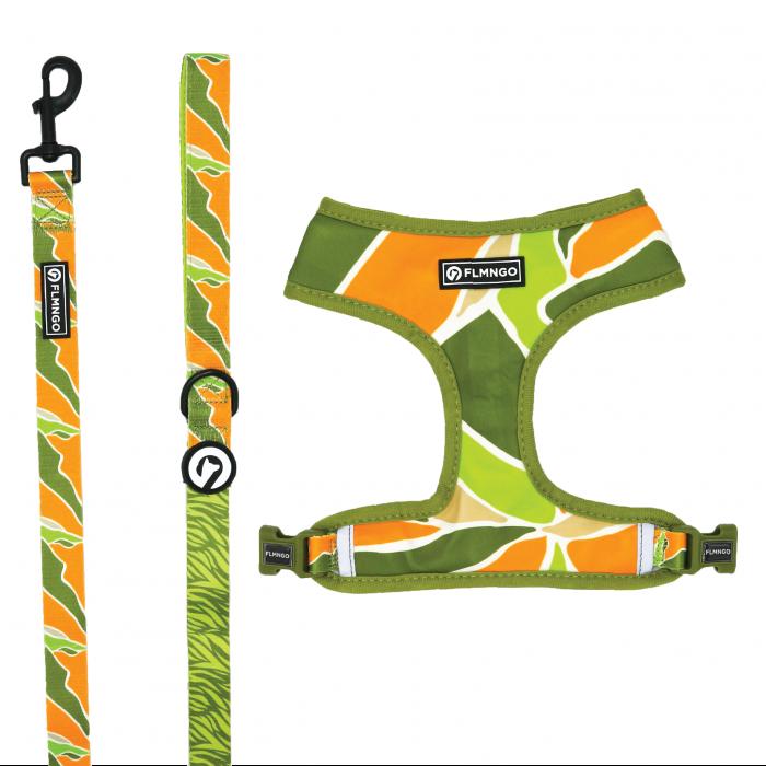 Savage Safari   Kit pechera + correa